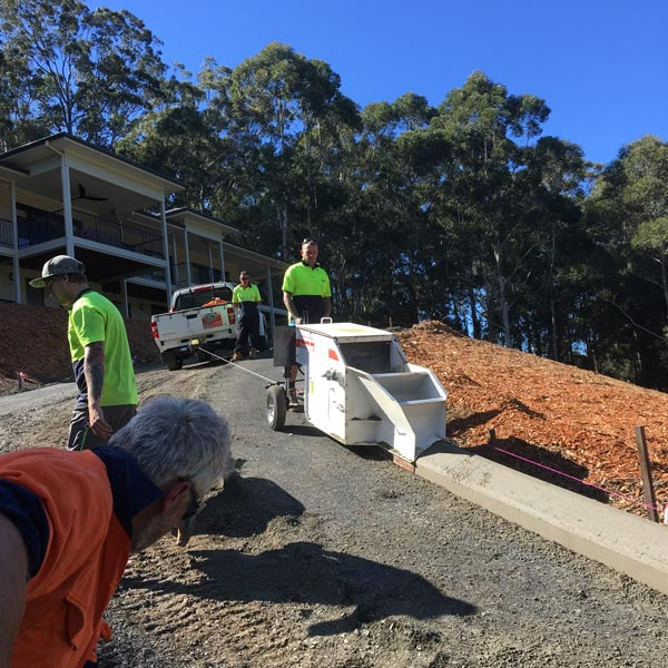 Concreters in Central Coast
